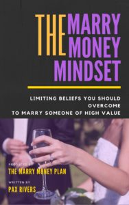 marry money minset book cover