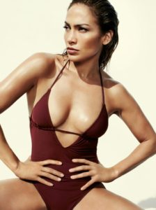 jennifer lopez in bathing suit