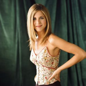 jennifer aniston that played Rachael on Friends