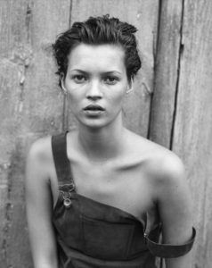 kate moss in overalls
